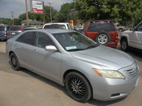 2007 Toyota Camry for sale at A Plus Auto Sales in Sioux Falls SD
