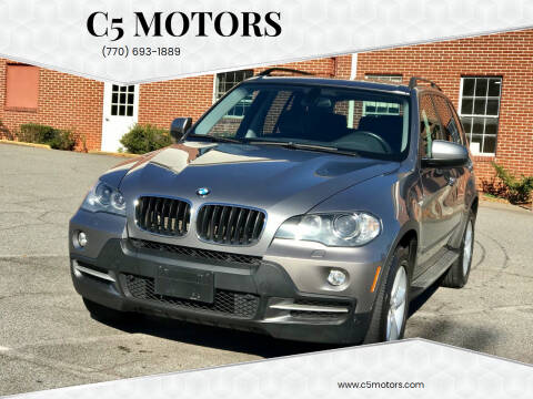 2008 BMW X5 for sale at C5 Motors in Marietta GA