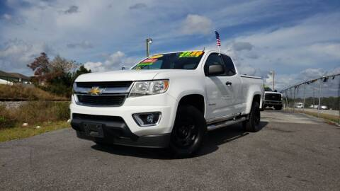 2017 Chevrolet Colorado for sale at GP Auto Connection Group in Haines City FL