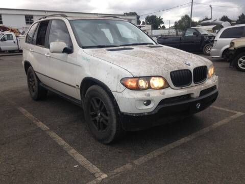 2004 BMW X5 for sale at ASAP Car Parts in Charlotte NC