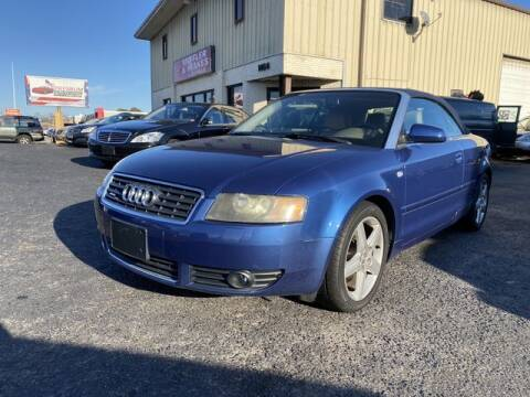 2005 Audi A4 for sale at Premium Auto Collection in Chesapeake VA