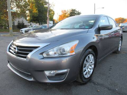 2015 Nissan Altima for sale at PRESTIGE IMPORT AUTO SALES in Morrisville PA