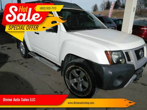 2009 Nissan Xterra for sale at Divine Auto Sales LLC in Omaha NE