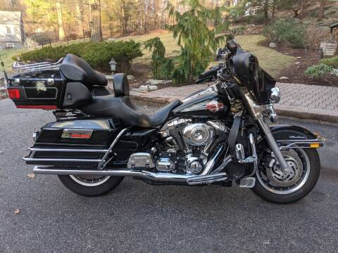 2007 Harley-Davidson FLHTCUI for sale at Kar Connection in Little Ferry NJ