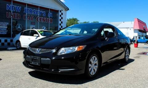 2012 Honda Civic for sale at Auto Headquarters in Lakewood NJ