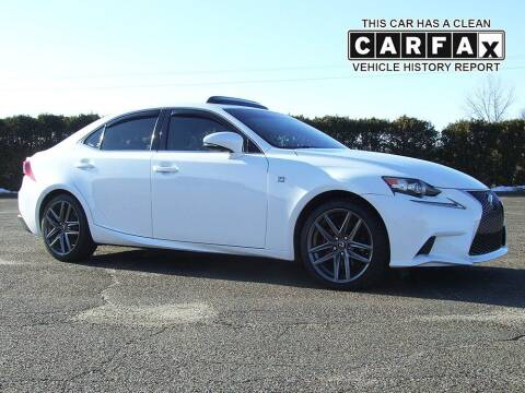 2014 Lexus IS 250 for sale at Atlantic Car Company in East Windsor CT