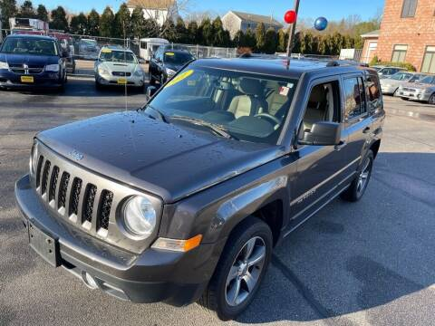 2017 Jeep Patriot for sale at KINGSTON AUTO SALES in Wakefield RI
