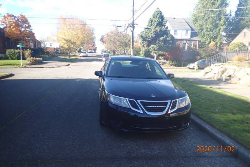 2010 Saab 9-3 Sport 4dr Sedan - Seattle WA