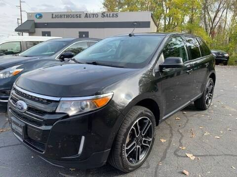 2014 Ford Edge for sale at Lighthouse Auto Sales in Holland MI