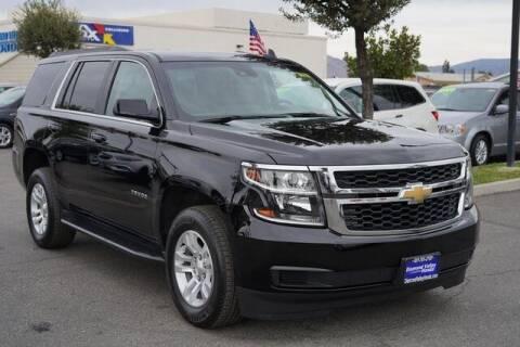 2019 Chevrolet Tahoe for sale at DIAMOND VALLEY HONDA in Hemet CA
