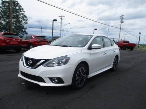 2017 Nissan Sentra for sale at FINAL DRIVE AUTO SALES INC in Shippensburg PA