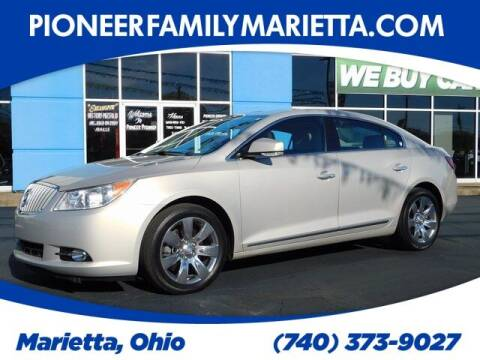 2012 Buick LaCrosse for sale at Pioneer Family preowned autos in Williamstown WV