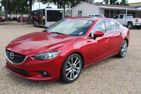 2015 Mazda MAZDA6 for sale at Community Auto Specialist in Gonzales LA