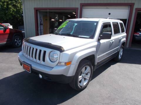 2014 Jeep Patriot for sale at Careys Auto Sales in Rutland VT