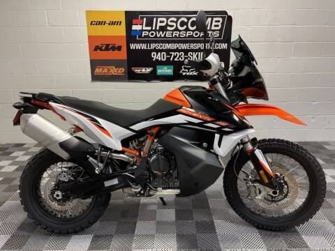 2021 KTM 890 Adventure R for sale at Lipscomb Powersports in Wichita Falls TX