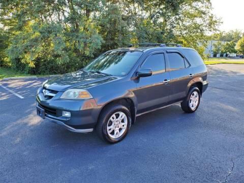 2004 Acura MDX for sale at Apex Autos Inc. in Fredericksburg VA