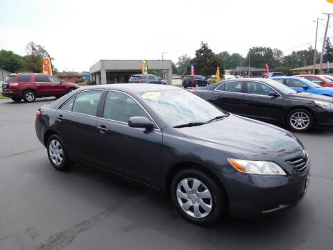 2007 Toyota Camry for sale at North State Motors in Belvidere IL