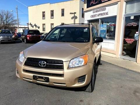 2010 Toyota RAV4 for sale at ADAM AUTO AGENCY in Rensselaer NY
