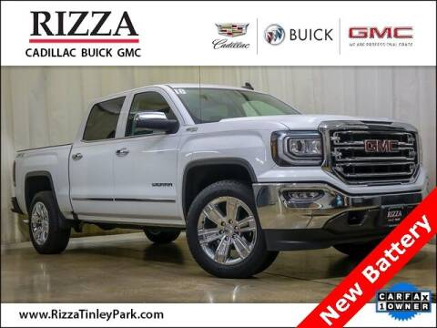 2018 GMC Sierra 1500 for sale at Rizza Buick GMC Cadillac in Tinley Park IL