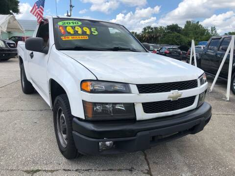 2010 Chevrolet Colorado for sale at Auto Export Pro Inc. in Orlando FL