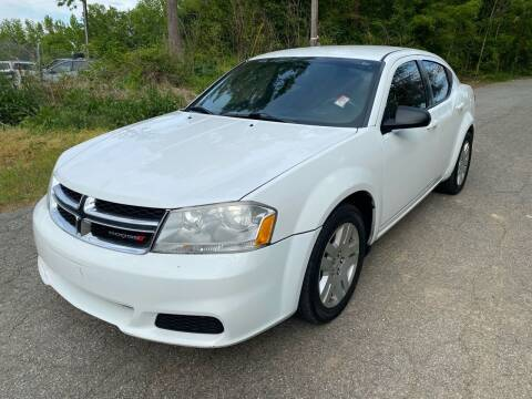 2012 Dodge Avenger for sale at Speed Auto Mall in Greensboro NC