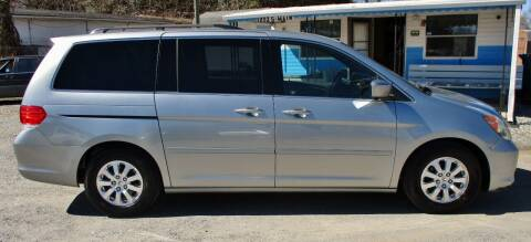 2010 Honda Odyssey for sale at Family Auto Sales of Mt. Holly LLC in Mount Holly NC