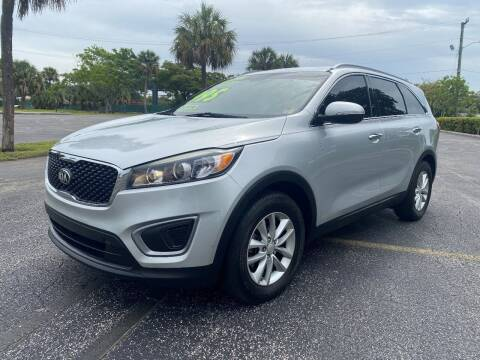 2016 Kia Sorento for sale at Lamberti Auto Collection in Plantation FL
