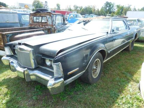 1973 Lincoln Mark IV for sale at Classic Cars of South Carolina in Gray Court SC