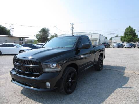 2013 RAM Ram Pickup 1500 for sale at Grays Used Cars in Oklahoma City OK