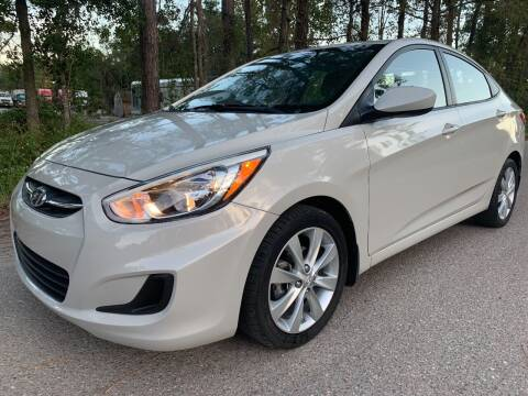 2016 Hyundai Accent for sale at Next Autogas Auto Sales in Jacksonville FL