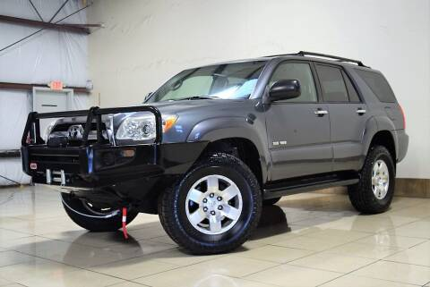 2008 Toyota 4Runner for sale at ROADSTERS AUTO in Houston TX