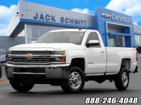 2018 Chevrolet Silverado 2500HD for sale at Jack Schmitt Chevrolet Wood River in Wood River IL