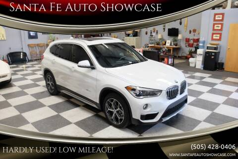 2016 BMW X1 for sale at Santa Fe Auto Showcase in Santa Fe NM