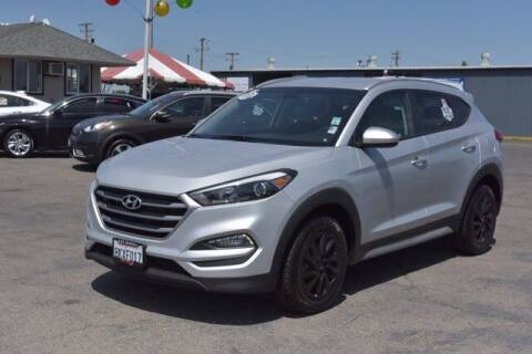 2018 Hyundai Tucson for sale at Choice Motors in Merced CA