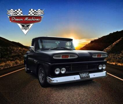 1960 Chevrolet Apache for sale at Dream Machines USA in Lantana FL