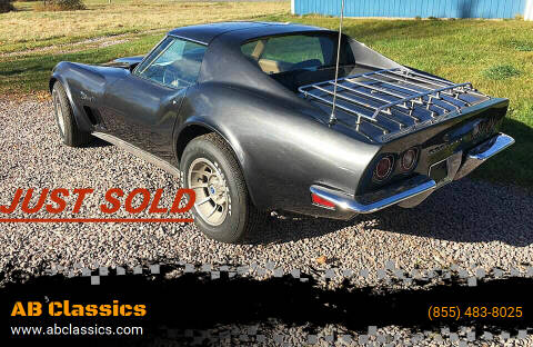 1973 Chevrolet Corvette for sale at AB Classics in Malone NY
