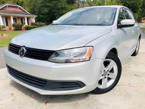 2011 Volkswagen Jetta for sale at E-Z Auto Finance in Marietta GA