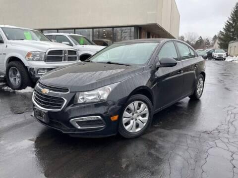 2016 Chevrolet Cruze Limited for sale at Sedo Automotive in Davison MI