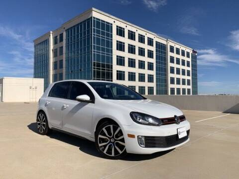 2014 Volkswagen GTI for sale at SIGNATURE Sales & Consignment in Austin TX