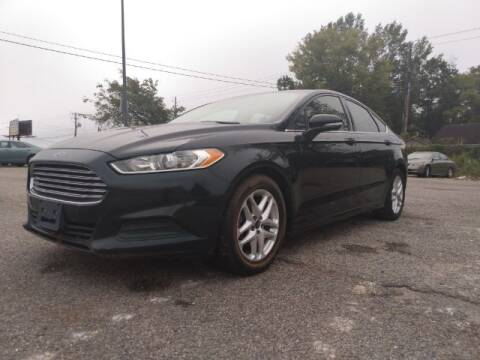 2014 Ford Fusion for sale at 2nd Chance Auto Sales in Montgomery AL