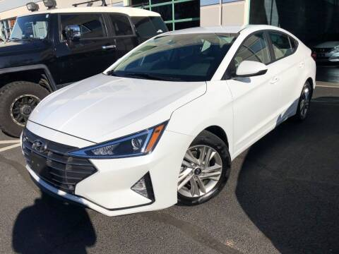 2019 Hyundai Elantra for sale at Best Auto Group in Chantilly VA