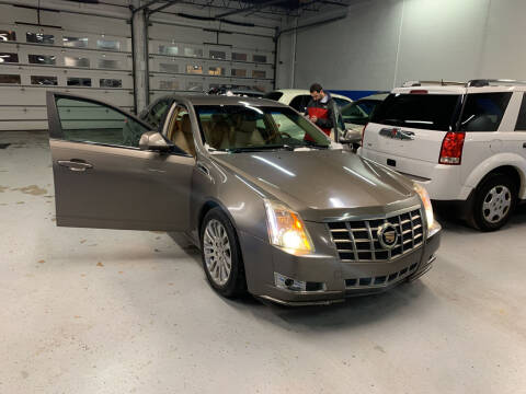 2012 Cadillac CTS for sale at Auto Sales on Broadway in Norwood MA
