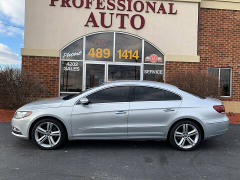 2013 Volkswagen CC for sale at Professional Auto Sales & Service in Fort Wayne IN