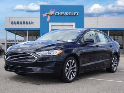 2019 Ford Fusion for sale at Suburban Chevrolet of Ann Arbor in Ann Arbor MI