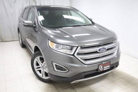 2017 Ford Edge for sale at EMG AUTO SALES in Avenel NJ