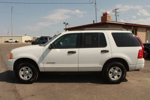 2005 Ford Explorer for sale at Epic Auto in Idaho Falls ID