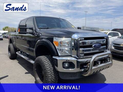 2015 Ford F-250 Super Duty for sale at Sands Chevrolet in Surprise AZ