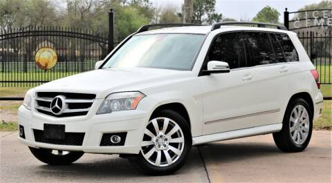 2010 Mercedes-Benz GLK for sale at Texas Auto Corporation in Houston TX