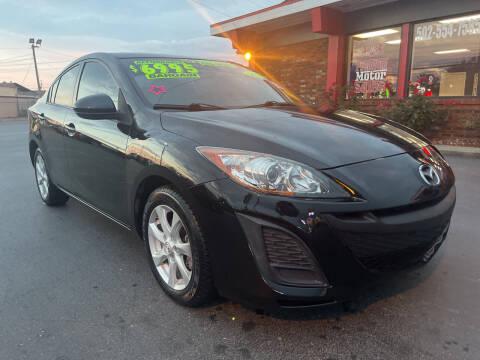 2010 Mazda MAZDA3 for sale at Premium Motors in Louisville KY