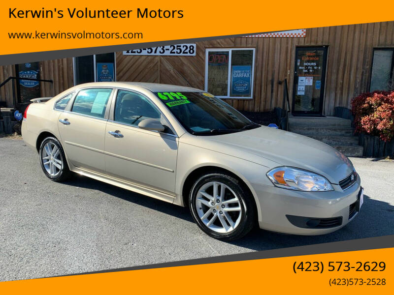 Used Chevrolet Impala For Sale In Johnson City Tn Carsforsale Com